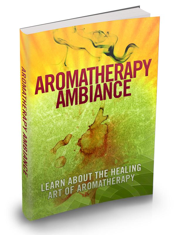 Free Aromatherapy Book