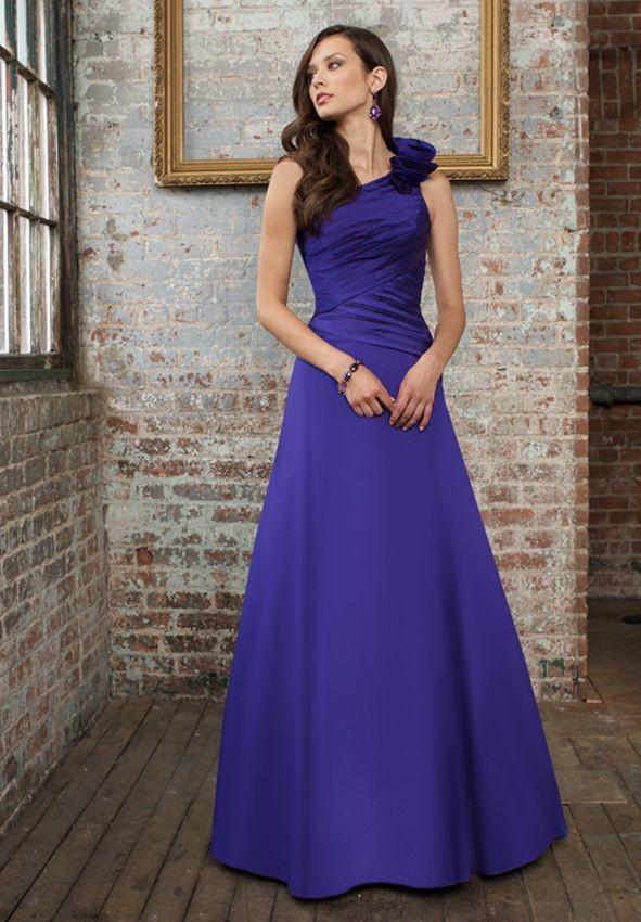 Wedding Reception Dresses Gorgeous Purple Dress For