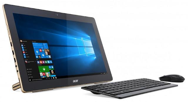 моноблок Acer Aspire Z3-700 похож на планшет