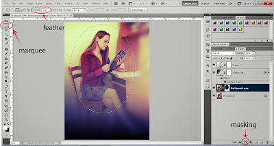 Tutorial Dasar Membuat Effect Lomography Dengan Photoshop