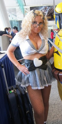 wondercon cosplay girls 27 Gadis Cosplay Hot Di WonderCon