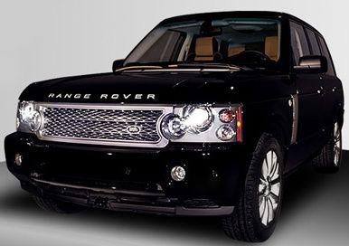 range rover price