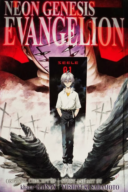 Neon Genesis Evangelion Vol. 10 - Yoshiyuki Sadamoto