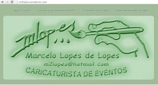 Mais trabalhos do Desenhista Marcelo Lopes de Lopes