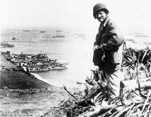 Joe Rosenthal di Iwo Jima