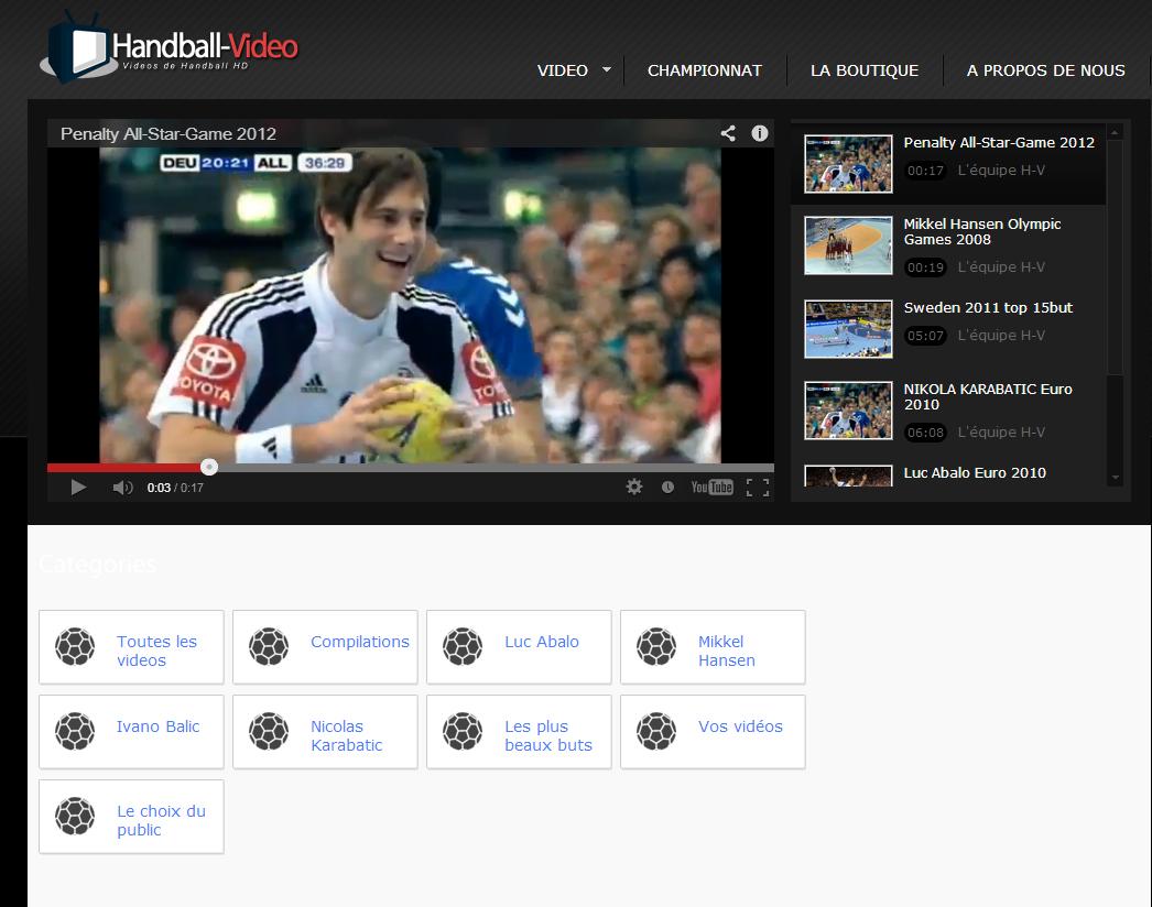 Handball-video.fr