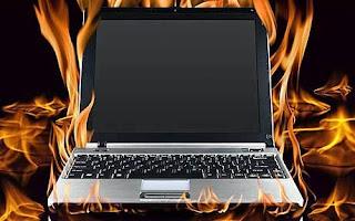 Tips!!! Cara Mengatasi Laptop Agar Tidak Cepat Panas