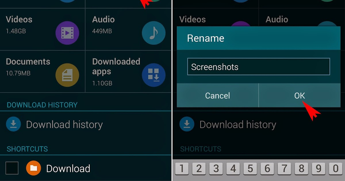 Deleting Miscellaneous Files On Galaxy S5 Samsung Galaxy S...