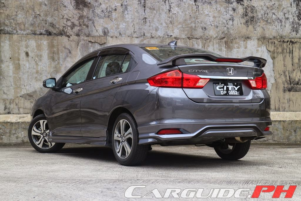 The 2014 Honda City is no