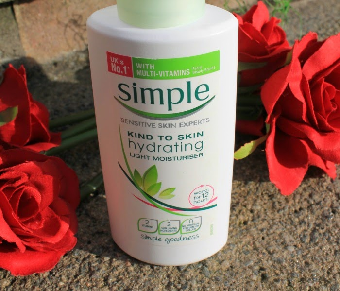 Simple Light Moisturiser review