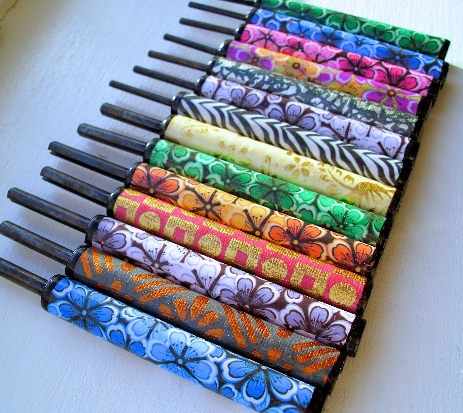 photo about Printable Paper Bead Templates named Pleasurable with Paper Beads: 2014
