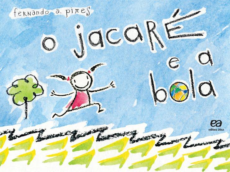 O Jacaré e a Bola