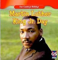 bookcover of Martin Luther King, Jr. Day by Sheri Dean