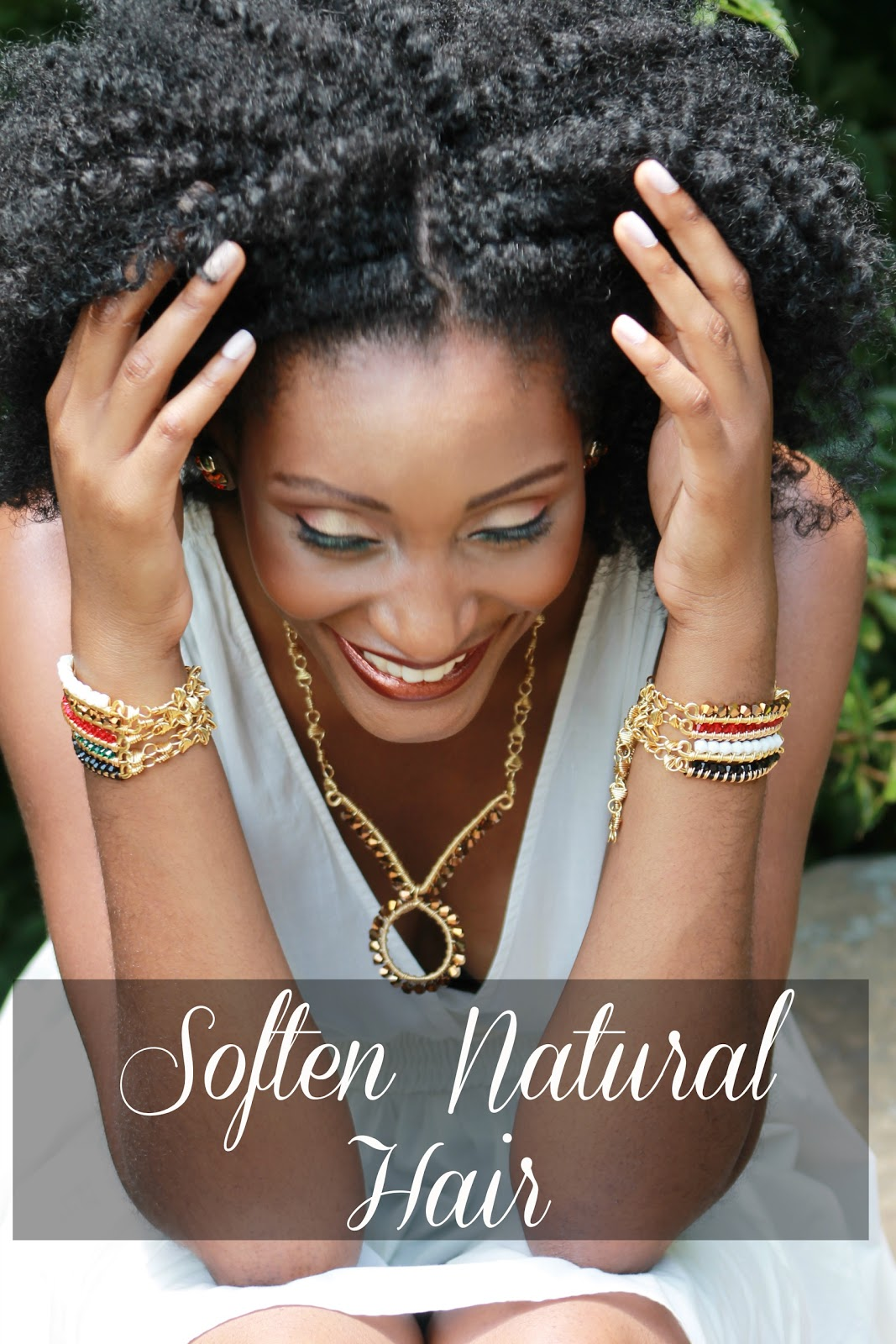 How To Soften Coarse Natural Hair Asili Glam