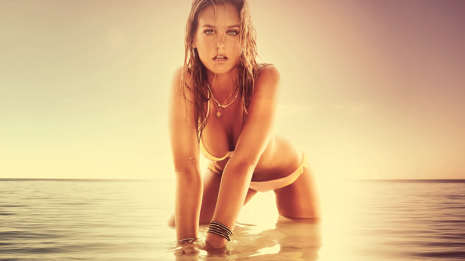 Bar Refaeli Hot Model Wallpapers 2013