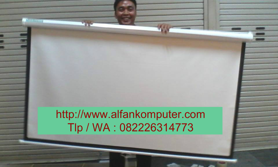 "Promo Manual Screen 70""(178cmX178cm)"
