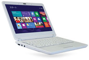 PC Koubou Lesance NB S2101 / L 11.6-Inch Notebook