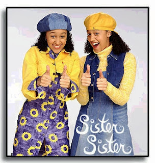 Tia Landry or Tamera Campbell from Sister Sister