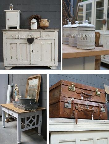 Old basics juni 2011 for Brocante meubels
