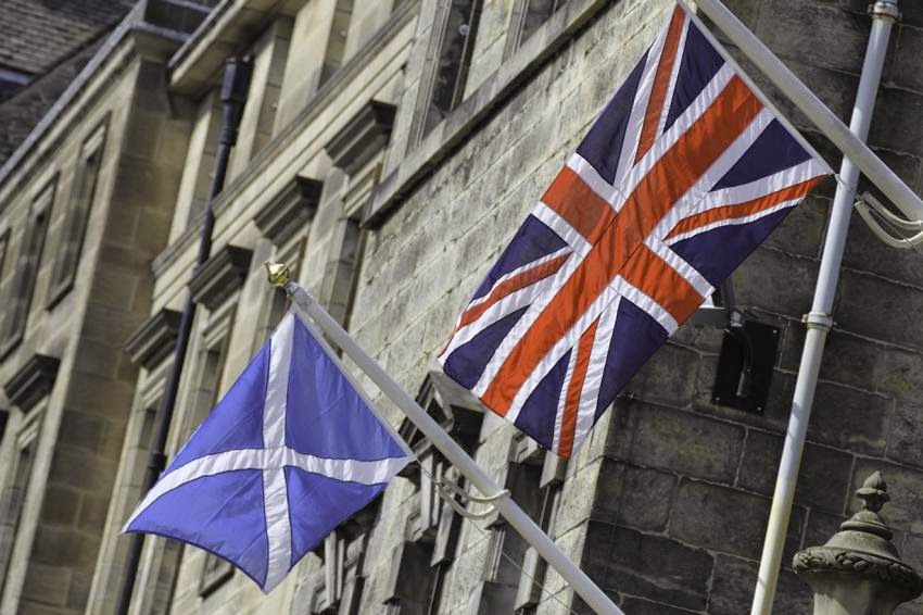 Итоги Референдума в Шотландии