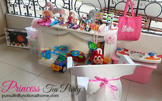 Princess Tea Party Ideas, decorations, barbie toys, kids toys