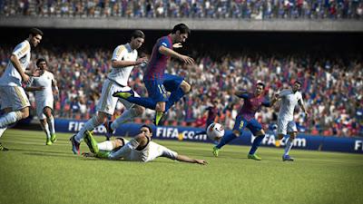 Fitur Terbaru FIFA 2013