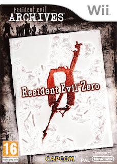 Resident Evil Zero Wii