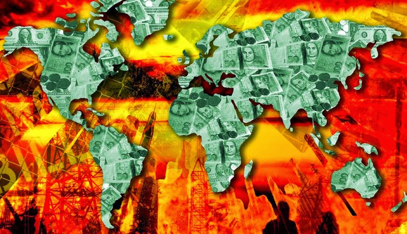 Security Risk Alert: Ebola Outbreak, Global Financial Collapse and World War 3