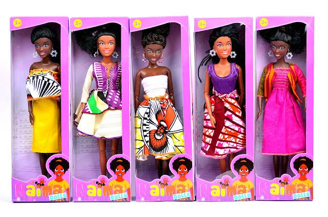 Poupées Noires Naima Dolls Sara Coulibaly