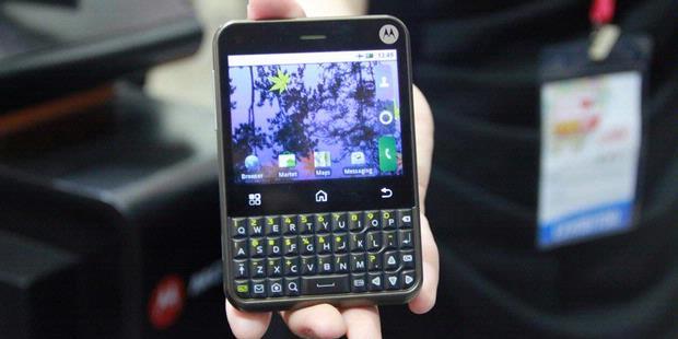 Gudang Lagu Spesifikasi Dan Harga Motorola Charm Motoblur