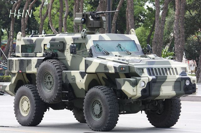 Marauder MRAP Salah Satu Produk Azerbaijankerjasama dengan Paramount Group