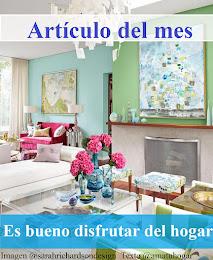 Blog de  decoración y venta de casas