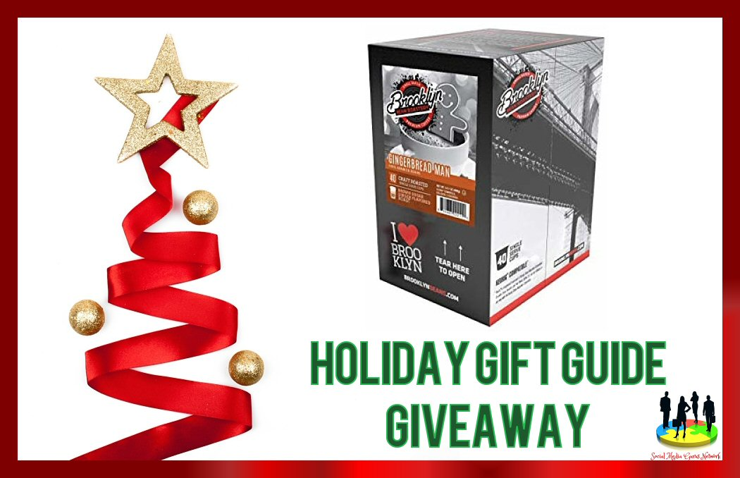 Gingerbread Coffee Giveaway