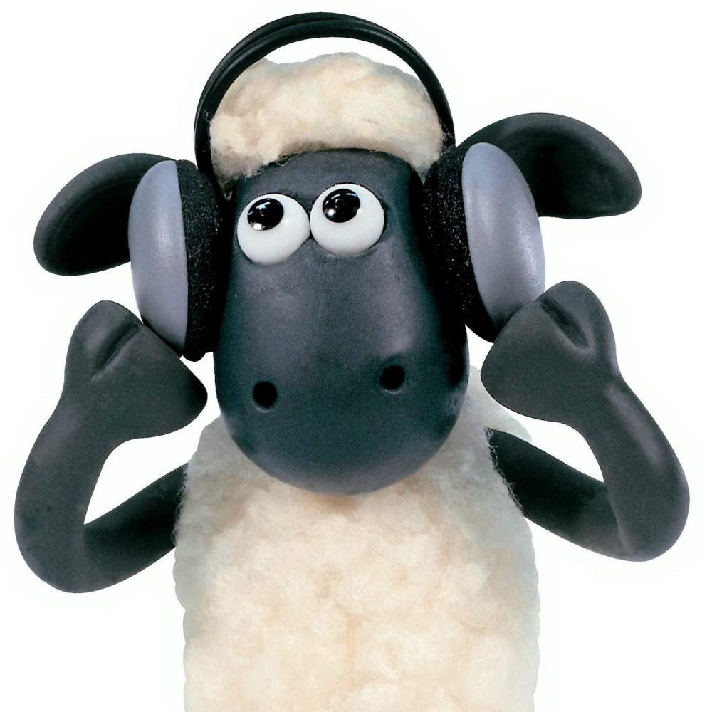 Kartun Shaun The Sheep 2012