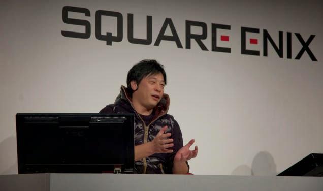 Hajime Tabata director del juego