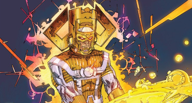 Galactus the Lifebringer Marvel comics