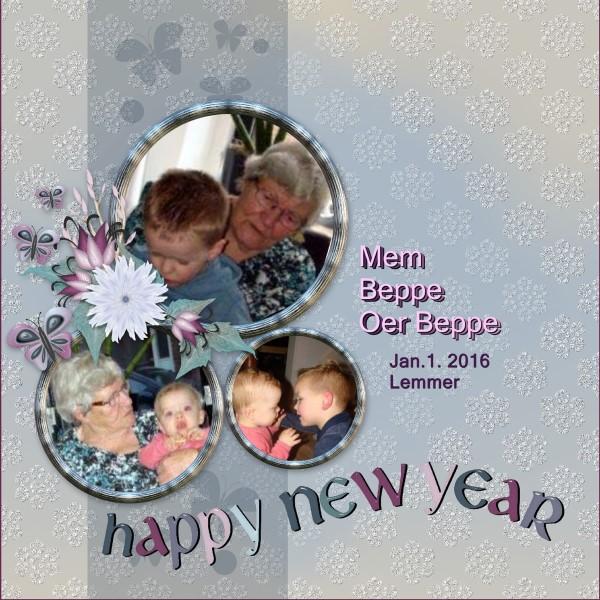 Jan.1-2016 – New Years Day