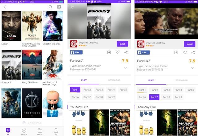 Top 10 Aplikasi untuk Nonton Film Online di Android