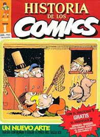 Historia de los cómics en 48 capítulos