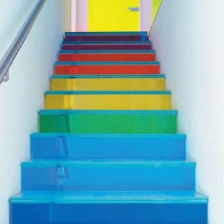 como pintar las escaleras