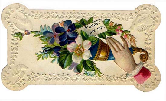 The Impatient Crafter : Free Victorian Calling Card and ...