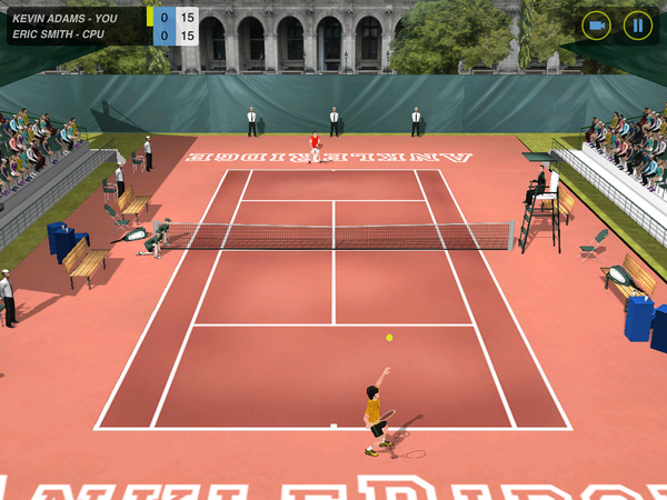Flick Tennis android