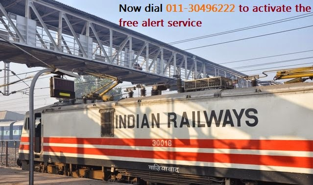 Indian Railway's launches tollfree missed call number