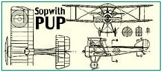 - Meu Sopwith Pup: