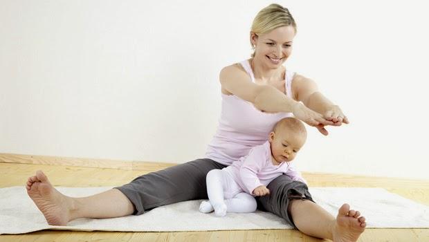 أسهل طرق إنقاص الوزن بعد الولادة