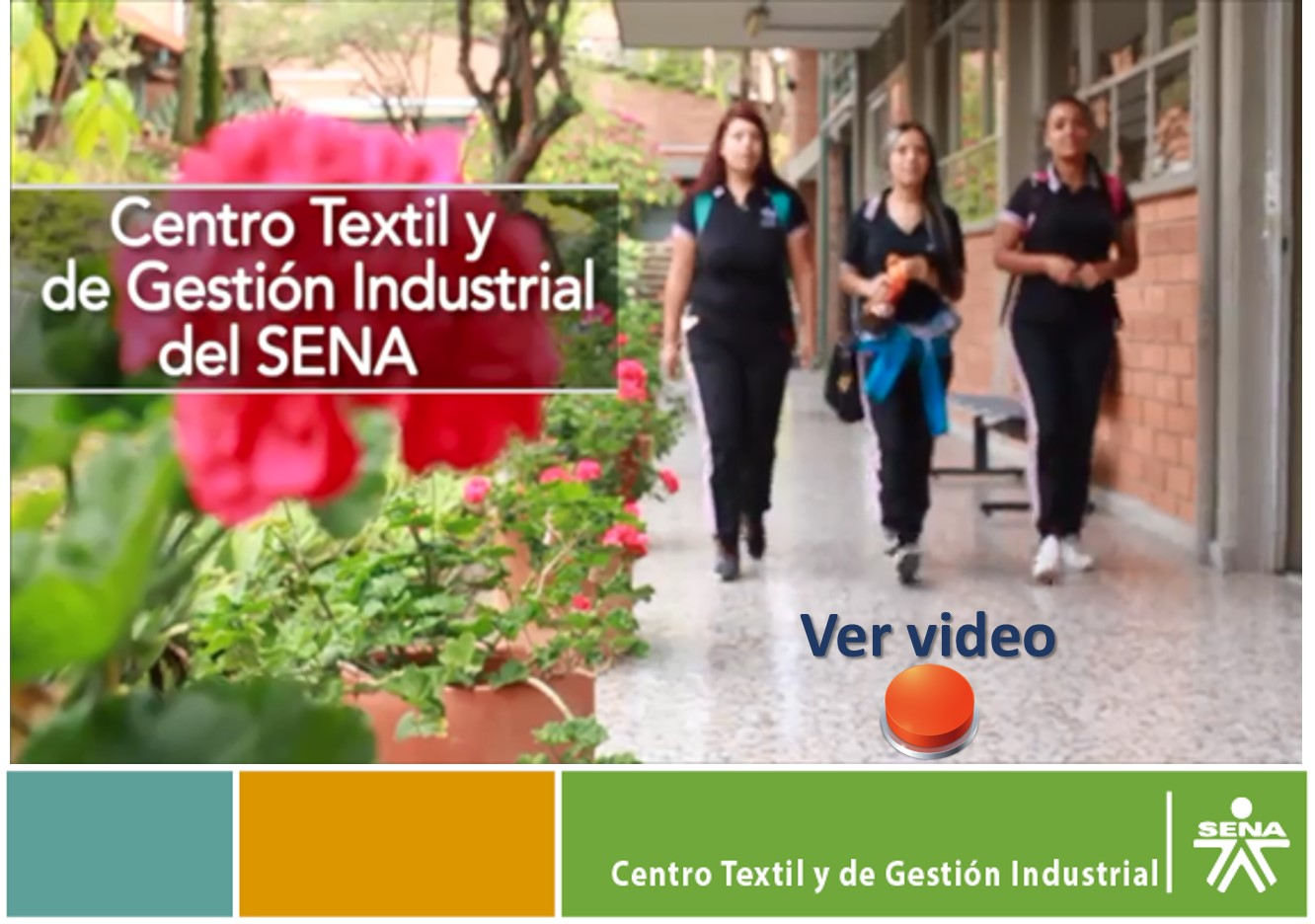 VIDEO CENTRO TEXTIL Y DE GESTIÓN INDUSTRIAL