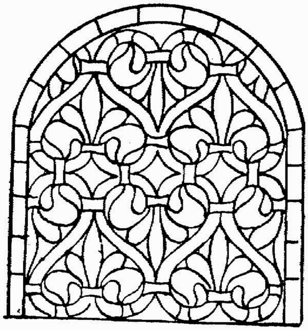 mosaics coloring pages - photo#30