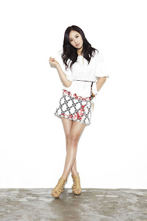 SNSD Yuri News Interview Photos 2