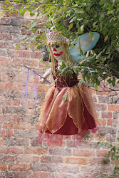 Fairy scarecrow