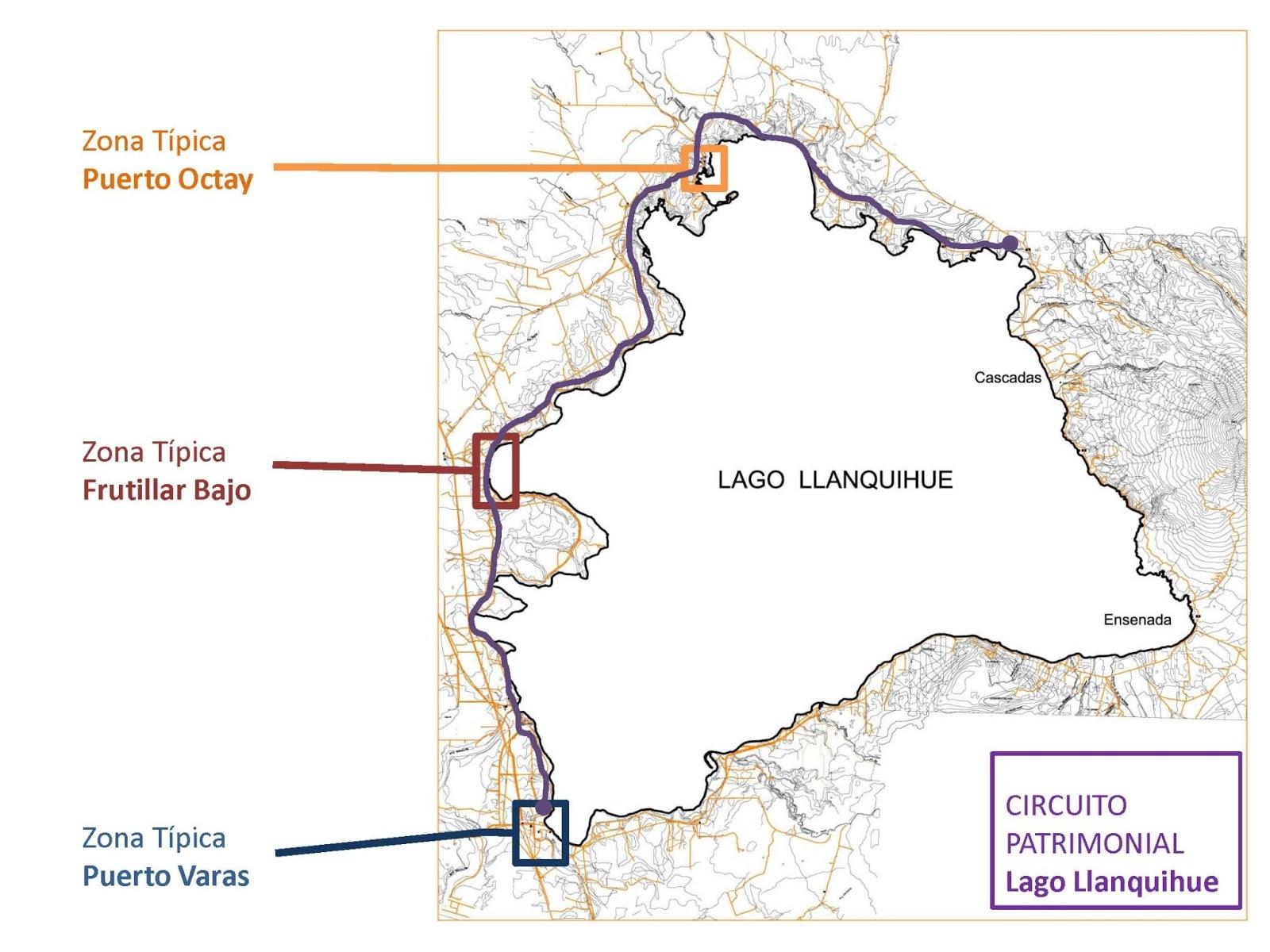 Circuito Turistico : Zona tipica puerto octay circuito turÍstico patrimonial lago